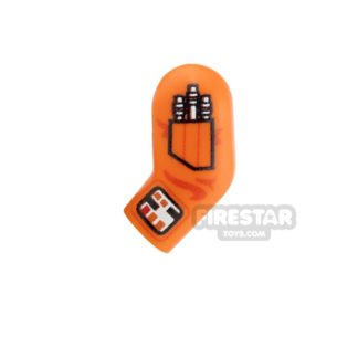 Product shot Custom Design Left Arm - SW Rebel Pilot
