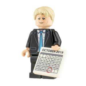 Product shot Custom Design Mini Figure - Boris Johnson