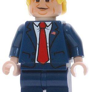 Product shot Custom Design Mini Figure - Donald Trump