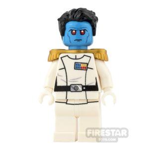 Product shot Custom Design Mini Figure - SW Artistic Admiral