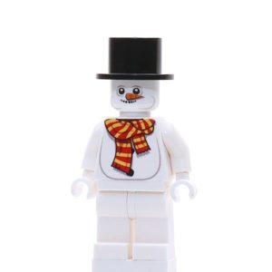 Product shot Custom Design Mini Figure - Snowman Mr Melty