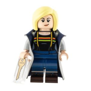 Product shot Custom Design Mini Figure - Lord Brainsworth