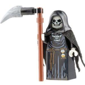 Product shot Custom Design Mini Figure - The Grim Reaper