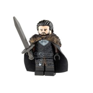 Product shot Custom Design Mini Figure - The King in the North