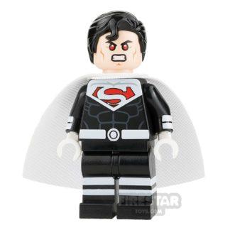 Product shot Custom Design Minifigure Superman Earth 50