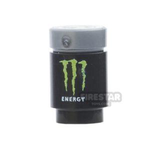 Product shot Custom Design - Monster Energy Drink