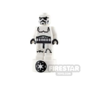 Product shot Custom Design - SW Nanofigure Statuette - Stormtrooper