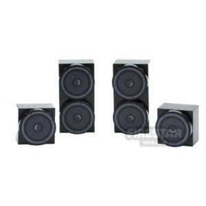 Product shot Custom Design Speaker Set
