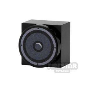 Product shot Custom Design Subwoofer Speaker 2x2