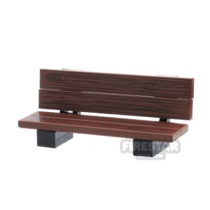 Product shot Custom Design Wooden Bench