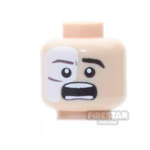 Product shot Custom Mini Figure Heads - Phantom Of The Opera