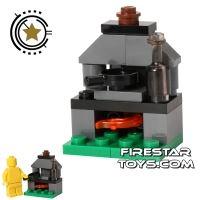 Product shot Custom Mini Set - Barbecue oven