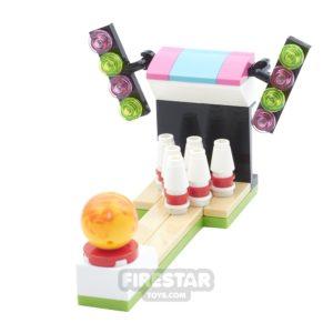 Product shot Custom Mini Set - Bowling Alley