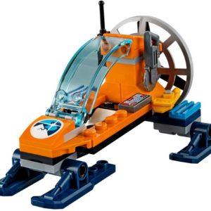 Product shot Custom Mini Set - City - Arctic Ice Crawler