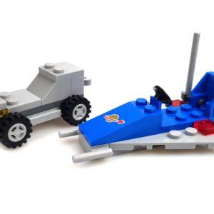 Product shot Custom Mini Set - Classic Space Vehicles