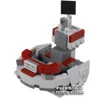 Product shot Custom Mini Set - Clone Commander's Command Station