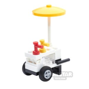 Product shot Custom Mini Set - Hot-dog Stand