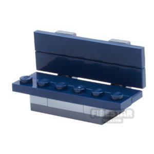 Product shot Custom Mini Set - Park Bench - Dark Blue