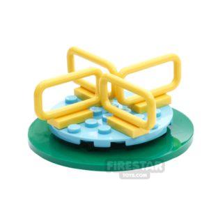 Product shot Custom Mini Set -  Playground Roundabout