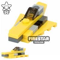 Product shot Custom Mini Set - Star Wars - Anakin's Jedi Starfighter