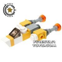 Product shot Custom Mini Set - Star Wars - Anakin's Y-wing Starfighter