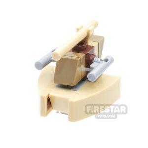 Product shot Custom Mini Set - Star Wars - Droid Federation Tank