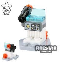 Product shot Custom Mini Set - Star Wars - Hoth Command Post