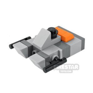 Product shot Custom Mini Set - Star Wars - Imperial Assault Hover Tank