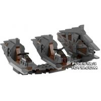 Product shot Custom Mini Set - Star Wars - Sith Nightspeeder
