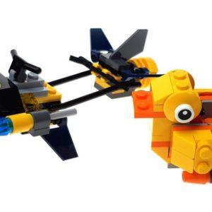 Product shot Custom Mini Set - Super Heroes - Bat Scuba & Duck Boat