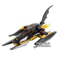 Product shot Custom Mini Set - Super Heroes - Batboat