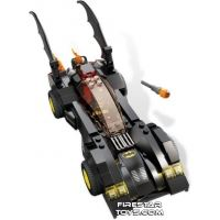Product shot Custom Mini Set - Super Heroes - Batmobile