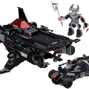 Product shot Custom Mini Set - Super Heroes - CyborgCopter & Killer Frost's Car
