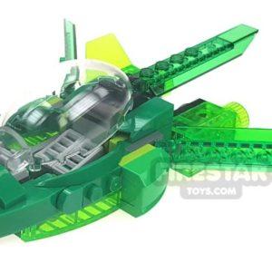 Product shot Custom Mini Set - Super Heroes - John Stewart Green Lantern's Spaceship