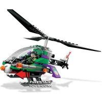 Product shot Custom Mini Set - Super Heroes - Jokers Helicopter