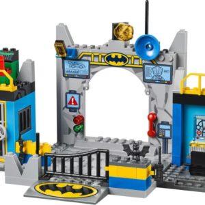 Product shot Custom Mini Set - Super Heroes - Doc Ock's lab