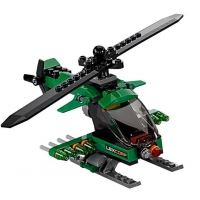 Product shot Custom Mini Set - Super Heroes - LexCorp Helicopter