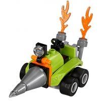 Product shot Custom Mini Set - Super Heroes - Micro Bane Car