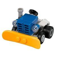 Product shot Custom Mini Set - Super Heroes - Micro Captain Cold Truck