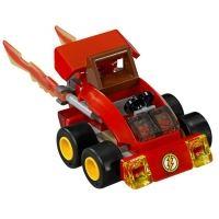Product shot Custom Mini Set - Super Heroes - Micro Flash Car