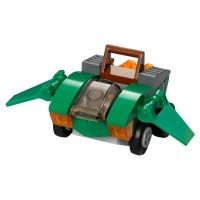 Product shot Custom Mini Set - Super Heroes - Micro Green Goblin Glider