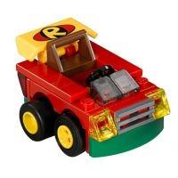 Product shot Custom Mini Set - Super Heroes - Micro Robin Car
