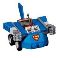Product shot Custom Mini Set - Super Heroes - Micro Superman Car