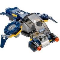 Product shot Custom Mini Set - Super Heroes - SHIELD Jet Flyer