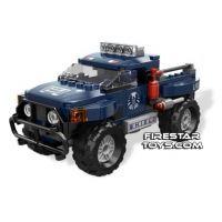 Product shot Custom Mini Set - Super Heroes - Shield Truck