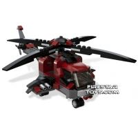 Product shot Custom Mini Set - Super Heroes - Wolverine's Chopper