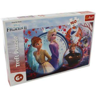 Product shot Disney Frozen 2 160 Piece Jigsaw Puzzle