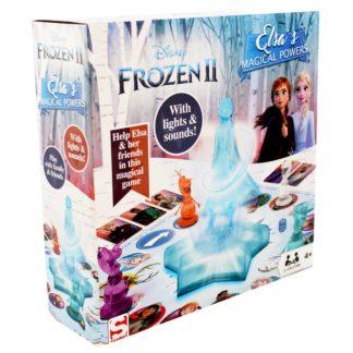 Product shot Disney Frozen 2 Elsas Magic Powers Game