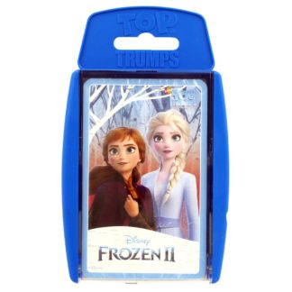 Product shot Disney Frozen 2 Top Trumps