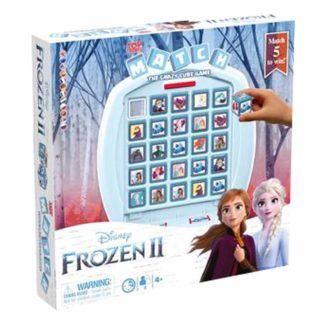 Product shot Disney Frozen 2 Top Trumps Match Game